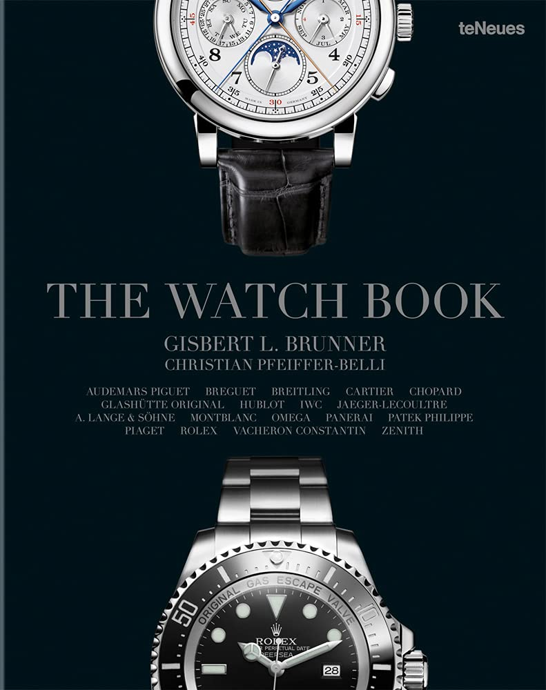 The Watch Book - Gisbert L. Brunner