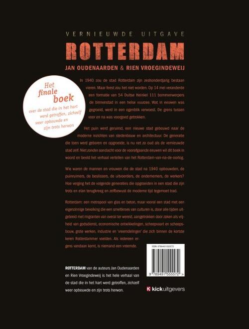 Vernieuwde uitgave Rotterdam,