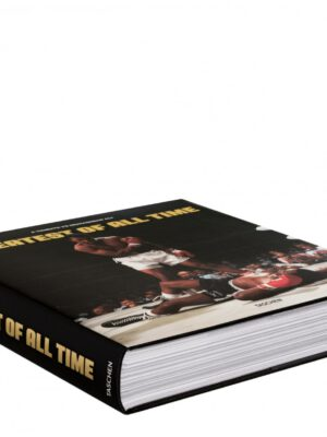 Mohammed ali the greatest of all times boek