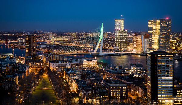 Rotterdam Boek 9789491555572