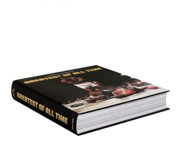 Scoor nu je Muhammad Ali tafelboek
